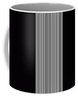 Side Walk- Abstract Line Art Coffee Mug