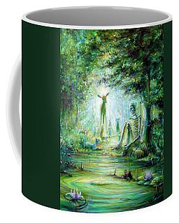 Siempre Conmigo Coffee Mug by Heather Calderon