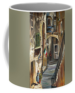 Siena Italy Coffee Mug by Carole Foret