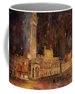 Siena Sunset Coffee Mug by Ryan Fox