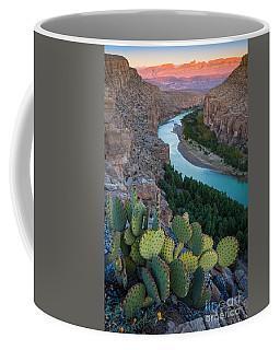 Rio Grande River Coffee Mugs