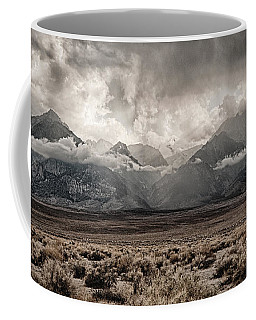 Sierra Thunderstorm Coffee Mug