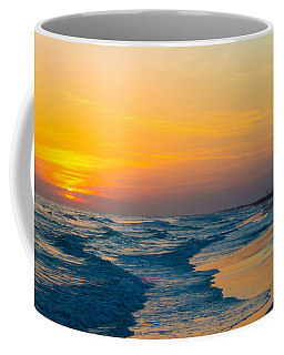 Siesta Key Sunset Walk Coffee Mug