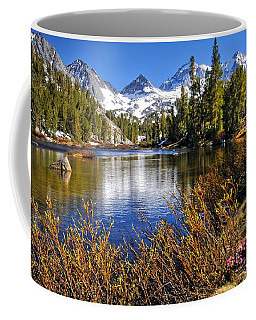 Signs Of Spring Coffee Mug by Lynn Bauer