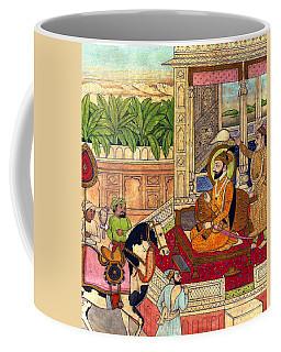 Sikh Guru Coffee Mug