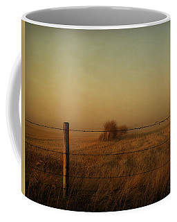 Silence Of Dusk Coffee Mug by Leanna Lomanski
