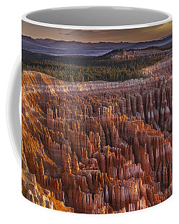 Silent City - Bryce Canyon Coffee Mug