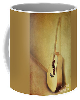 Silent Guitar Coffee Mug