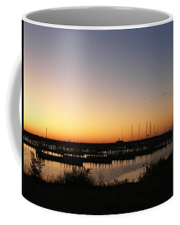 Silent Harbor Coffee Mug