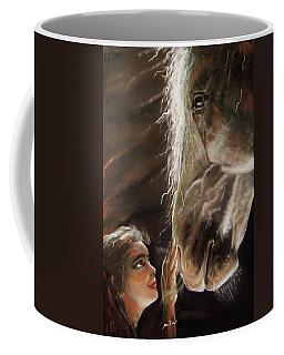 Silent Love Coffee Mug