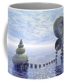 Silent Love - Surrealism Coffee Mug