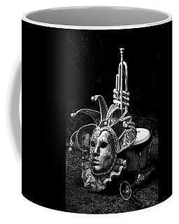 Coffee Mug featuring the photograph Silent Night In Venice by Elf Evans
