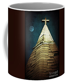 Silent Night Coffee Mug by Trish Mistric