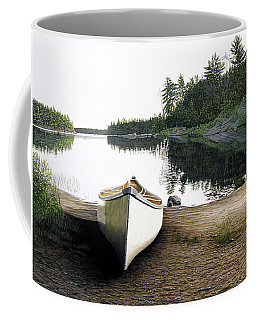 Silent Retreat Coffee Mug