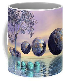 Silent Seven - Surrealism Coffee Mug