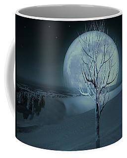 Silent Winter Evening  Coffee Mug