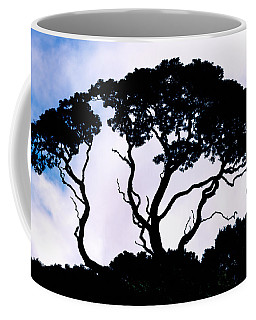 Coffee Mug featuring the photograph Silhouette by Jim Thompson