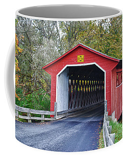 Silk Bridge 8258 Coffee Mug