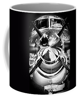 Silver 12 Coffee Mug by Paul Job