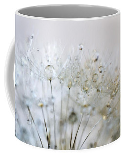 Silver And Gold Coffee Mug