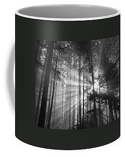 Silver Light Coffee Mug