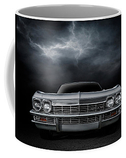 Silver Sixty Five Coffee Mug