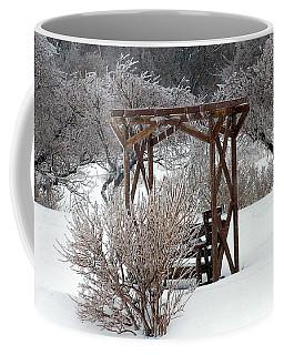 Silver Thaw Coffee Mug
