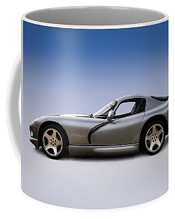 Silver Viper Coffee Mug