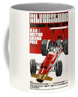 Silverstone Grand Prix 1969 Coffee Mug