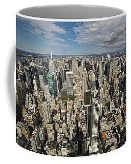Sim City Coffee Mug by Mihai Andritoiu