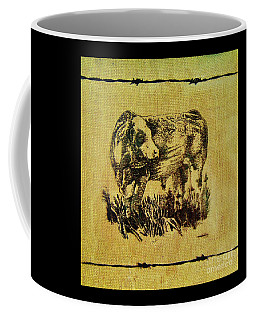 Simmental Bull 12 Coffee Mug