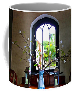 Coffee Mug featuring the photograph Simple Elegance by Charlie and Norma Brock
