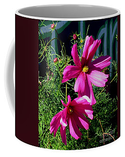Simple Flowers1 Coffee Mug