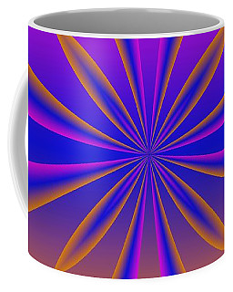 Coffee Mug featuring the digital art Simplicity by Mike Breau