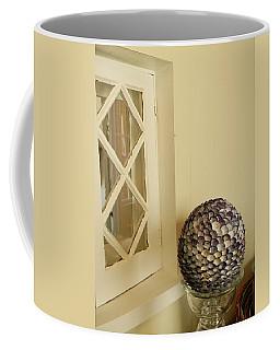 Simplify Coffee Mug by Jean Goodwin Brooks