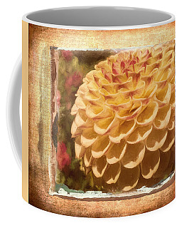 Simply Moments - Flower Art Coffee Mug