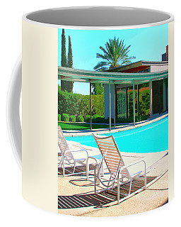 Sinatra Pool Palm Springs Coffee Mug