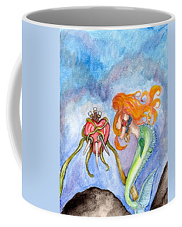 Sindaria Of The Seven Sorrows  Coffee Mug