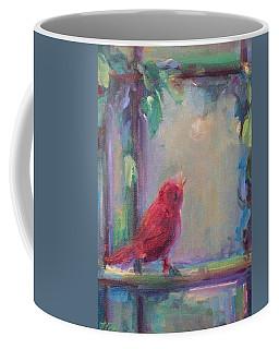 Sing Little Bird Coffee Mug