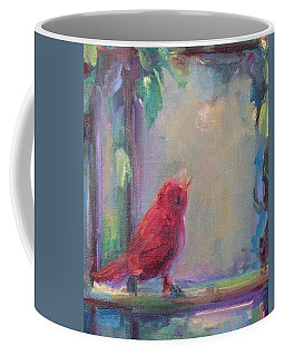 Sing Little Bird Coffee Mug