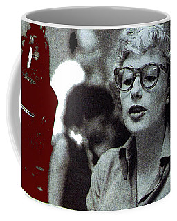Singer Pianist Blossom Dearie  No Known Date Coffee Mug