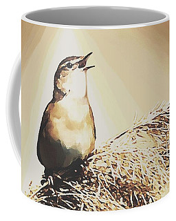 Singing My Heart Out Coffee Mug
