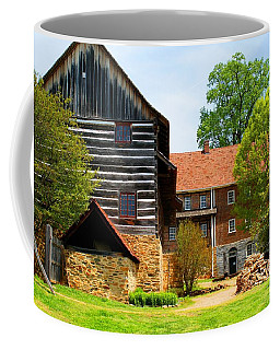 Single Brothers House Coffee Mug by Kathryn Meyer