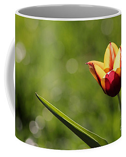 Single Tulip Coffee Mug