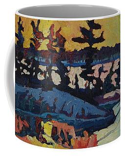 Singleton Sunset Coffee Mug
