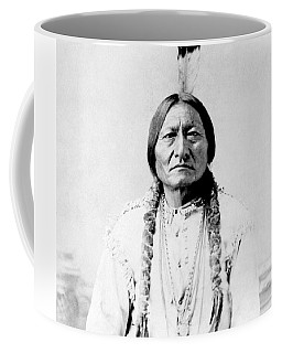Sioux Chief Sitting Bull Coffee Mug