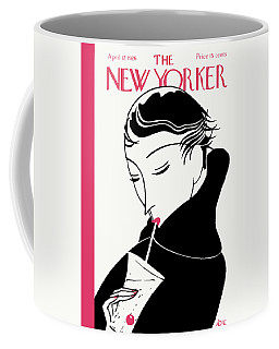 Sipping In Style Coffee Mug