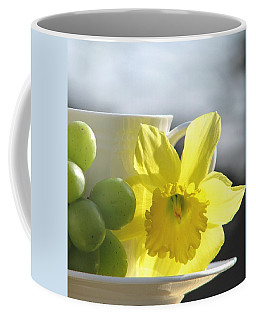 Sipping Spring Coffee Mug