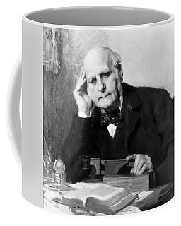 Sir Francis Galton (1822-1911) Coffee Mug