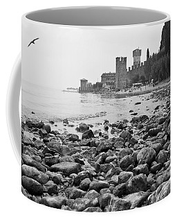 Sirmione Castle Coffee Mug